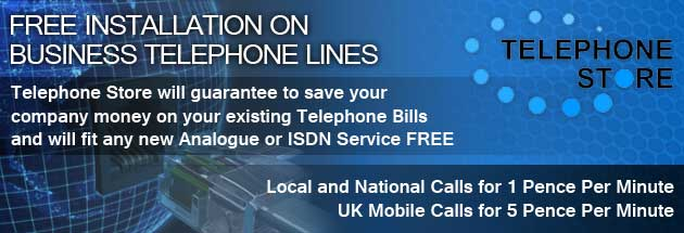 Free Telephone Line Installation