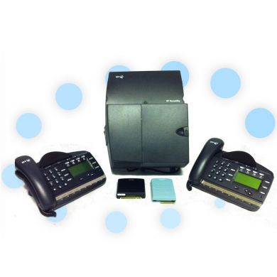 BT Versatility Phone System for 2 x PSTN Lines and 2 x V8 Handsets