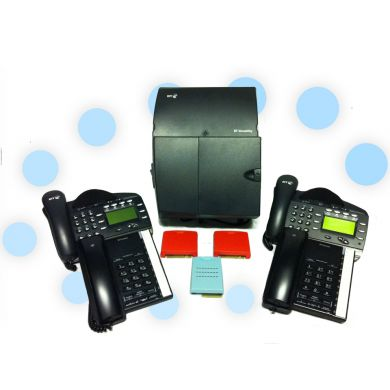 BT Versatility Phone System with 3 x ISDN 2e and 4 Handsets