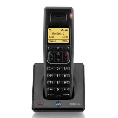 BT Diverse 7200 Robust Additional Cordless Handset