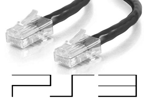 how to connect ps3 to internet with ethernet cable