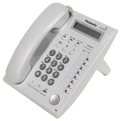 Panasonic KX-DT321 Telephone in White