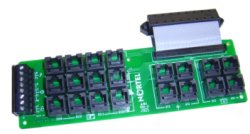 Nortel BCM50 RJ45 Breakout Adaptor Kit - NTAT0100E