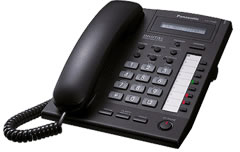 Panasonic KX-T7668 - Digital Handset in Black