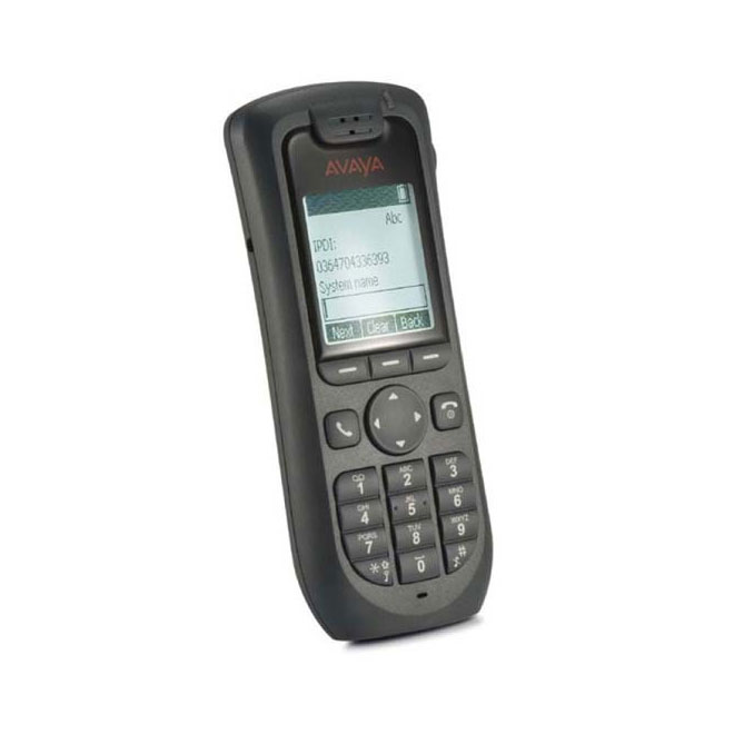Avaya 3720 IP DECT Telephone