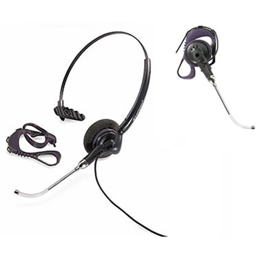 Plantronics Duoset H141 Headset for Panasonic Telephone Systems