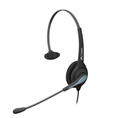JPL 501 Monaural Headset for Panasonic KX-TDA & NCP Telephone Systems