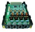 Panasonic KX-TDA3180 - 4 Trunk Analogue Line Card
