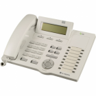 LG LDP-7016D Telephone Handset in White with LCD Display