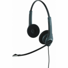 Jabra GN2000 Duo Flex Boom Headset for Panasonic Phone Systems