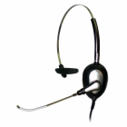 JPL Clear Tube Monaural Headset for Panasonic KX-TDA & NCP