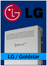 LG Goldstar Telephone Systems