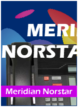 Meridian Norstar Telephone Systems