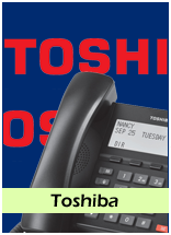 Toshiba Telephone Systems